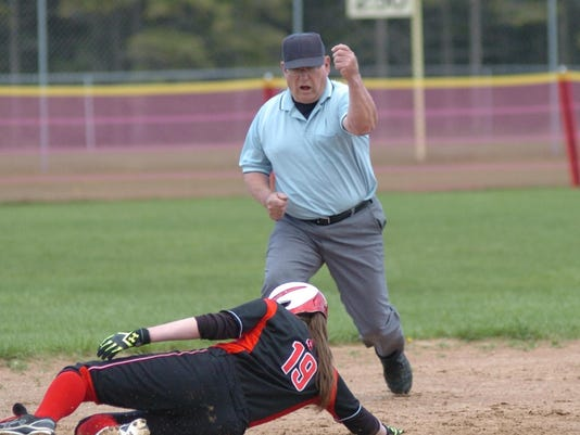 DCA 51416 softball