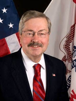 Gov. Terry Branstad