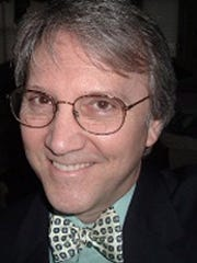 Clifford Adams, UC professor in the College-Conservatory of Music.