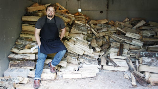 Mike and Darlene Moore's Blind Pig Supper Club will host a barbecue festival this weekend in Leicester.