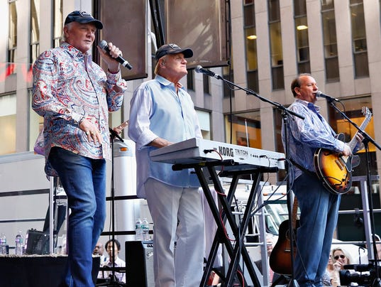 not many tickets left for beach boys show at horseshoe. Black Bedroom Furniture Sets. Home Design Ideas