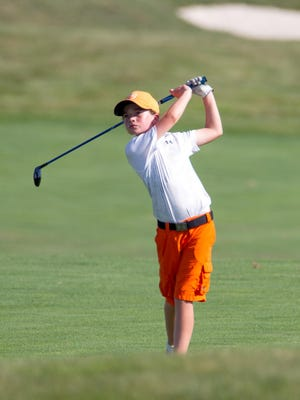 Sarah Lydic, an 11 year old from Ocean View, qualified for the National Drive, Chip and Putt Competition at Augusta National to be held on April 2.
