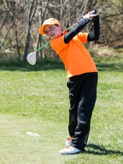 Lydic began golfing three years ago after her dad said