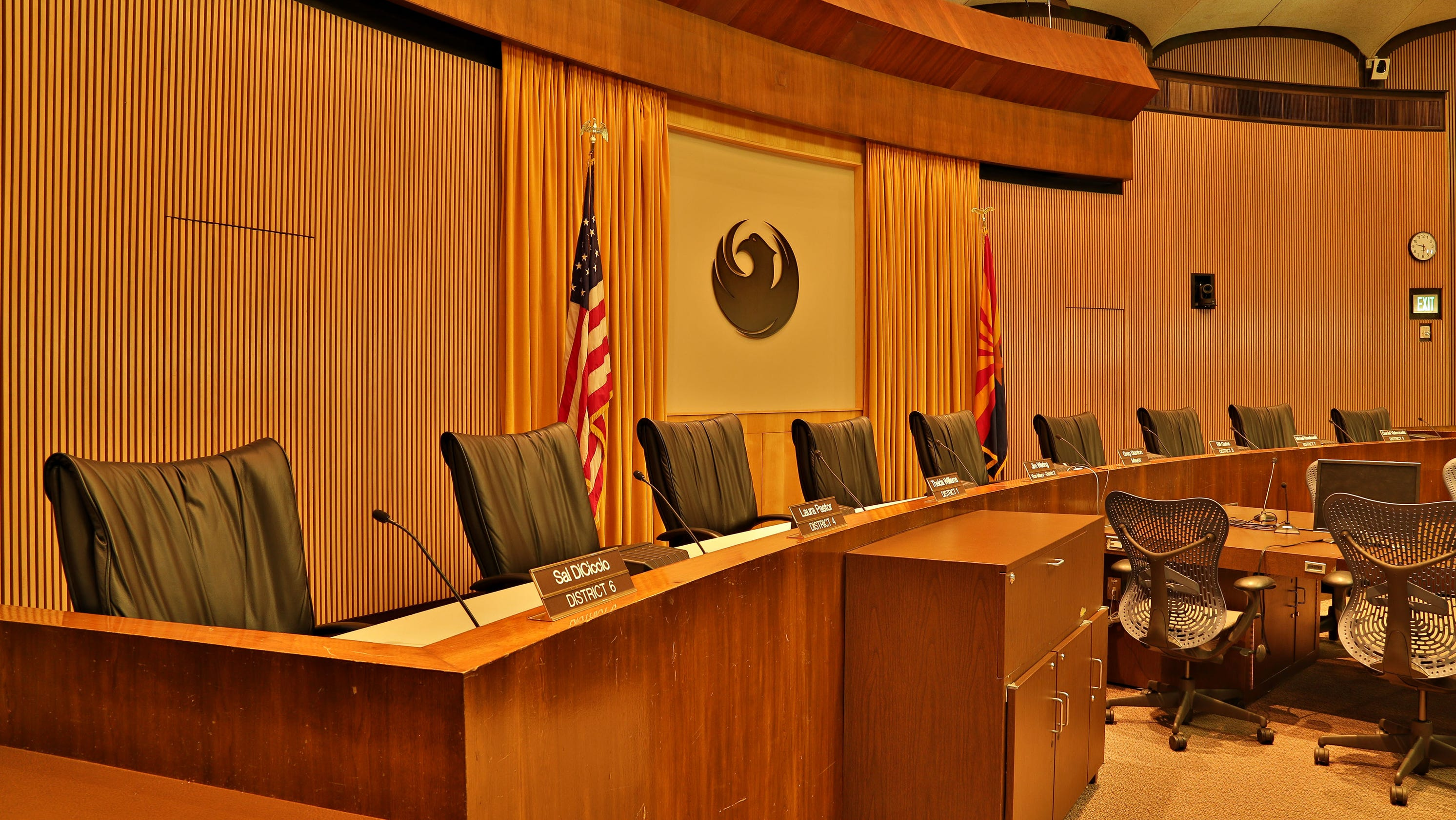 Phoenix Council Salaries Budgets Draw Fire