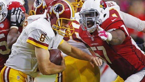 Will Washington Redskins drop team name and logo?