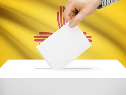 New Mexico voting