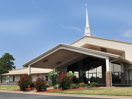 Legacy Church Of God, located at 1420 11 Loop, will