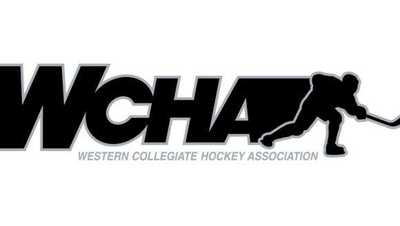 WCHA men's logo