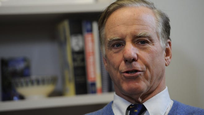 Howard Dean, who has endorsed Hillary Clinton, is the former governor of Vermont.