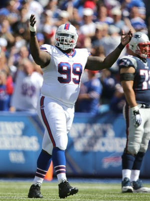 Marcell Dareus believes he'll be able to make his season debut Sunday.