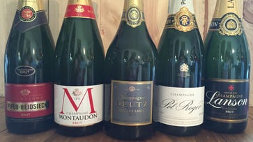 Suggested Champagnes to try.