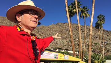 For unique take on Palm Springs, listen to Charles Phoenix at Modernism Week