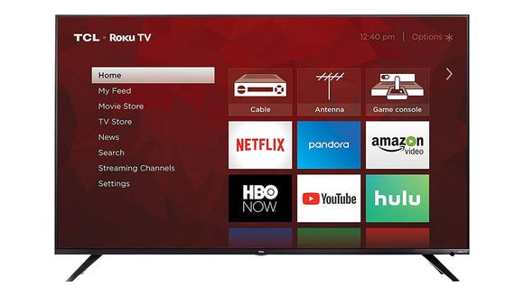 Get your favorite streaming apps in your living room.