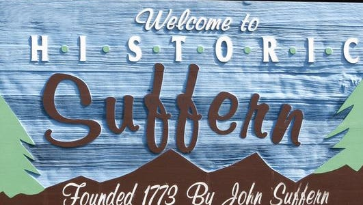 The village of Suffern has four candidates seeking two seats on the Board of Trustees.