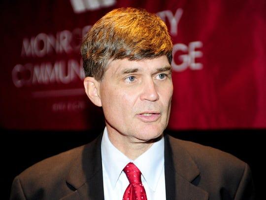 Dr. Rob Steele, an Ann Arbor cardiologist