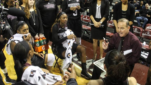 Mississippi State women's basketball coach Vic Schaefer received an extension on Friday.