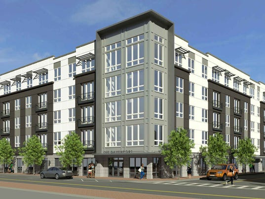 Apartments could replace social security office in somerville for Local builders house plans