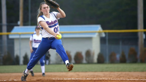 Madison sophomore Savannah Rice has committed to play