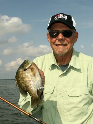 Jerry Carlson writes that fall can be a great season for fishing big gills as well as other species of fish.