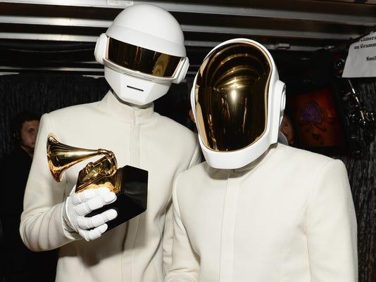 Daft Punk award