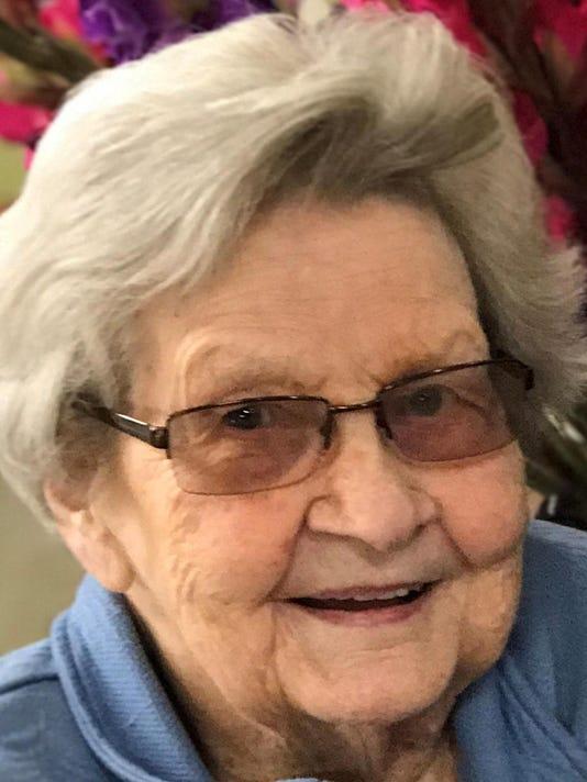 Gladys Van Zanten