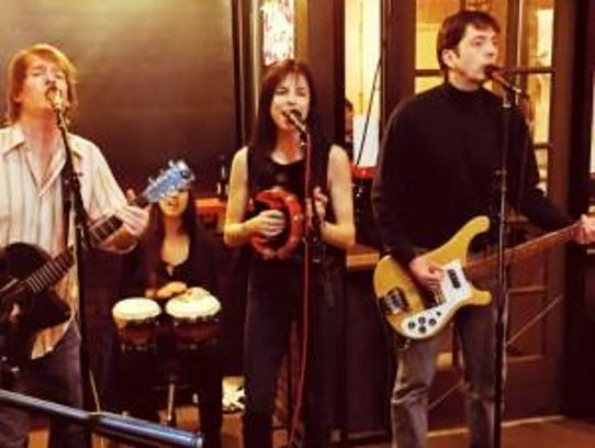 The Wag, an upbeat band from Middletown, will play