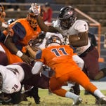 Tunnel vision: Navarre blocks out injuries, adversity