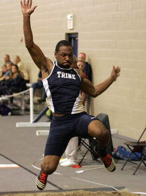 Fremont Ross grad Jeffery Barnett long jumped 24 feet, 11.75 inches for Trine University. It's the seventh best indoor jump in Division III history.