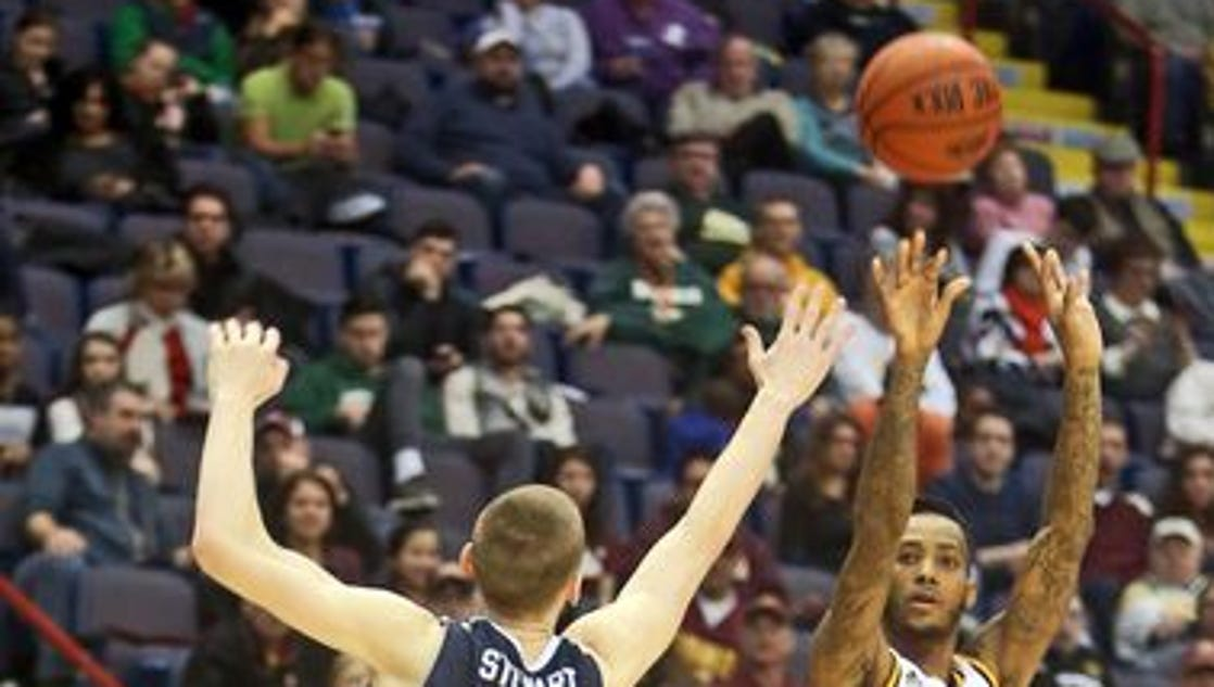 Iona's home showdown with Monmouth scheduled for 9 p.m.