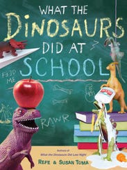 'What the Dinosaurs Did at School'