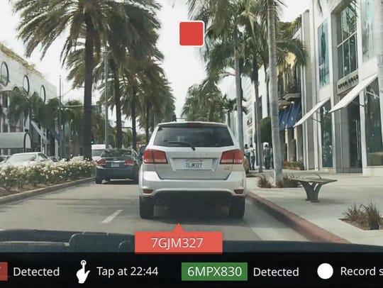 Nexar identifies bad drivers