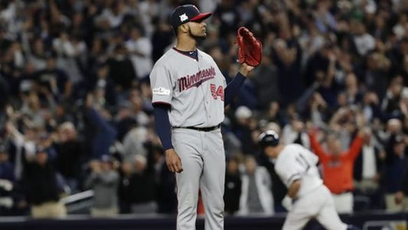Ervin Santana won 16 games for the Twins this season