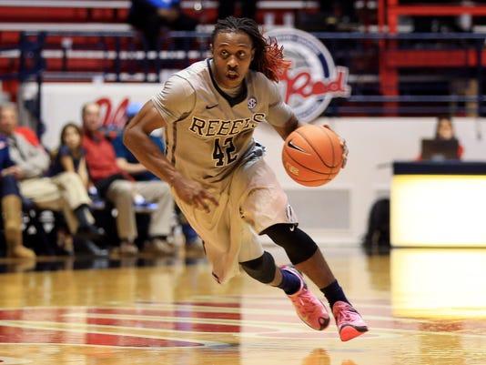 NCAA Basketball: Louisiana Tech at Mississippi