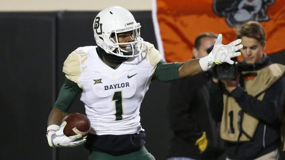Several mock drafts have had a different Baylor standout