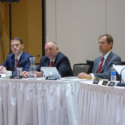 Regents call for audit of every flight since Leath came to Iowa State