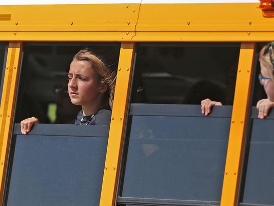Noblesville West Middle School Shooting