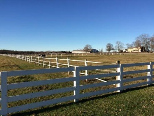 Iconioc Lana Lobell Farm in Bedminster will be up for sheriff's sale next month.