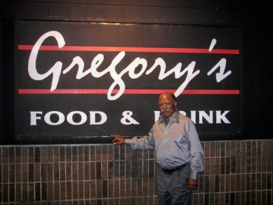Gregory Eaton, owner of Gregory's Soul Food.
