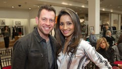 Dan and Natashe Karaty. Neiman Marcus at Westfield