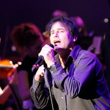 Jimi Jamison performs during the Rock Meets Classic at Max-Schmeling-Halle on Jan. 17, 2012, in Berlin.