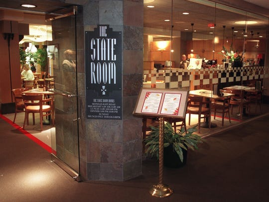 The State Room, a restaurant located in the Kellogg