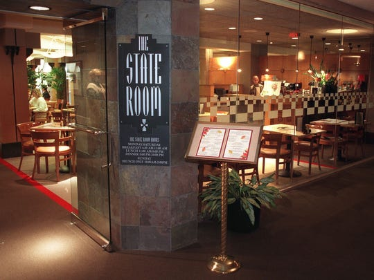 The State Room, a restaurant located in the Kellogg Hotel & Conference Center, Oct. 2, 1997.