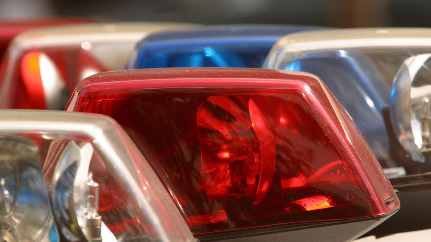 Mason City man dead after rear-ending a police cruiser