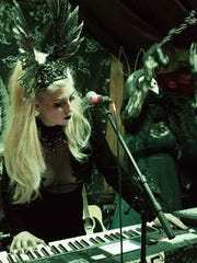 Jesika von Rabbit performs Friday at Pappy and Harriet's to launch a big week in Pioneertown.