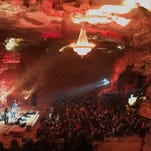 Music is being made deep below Earth's surface in McMinnville