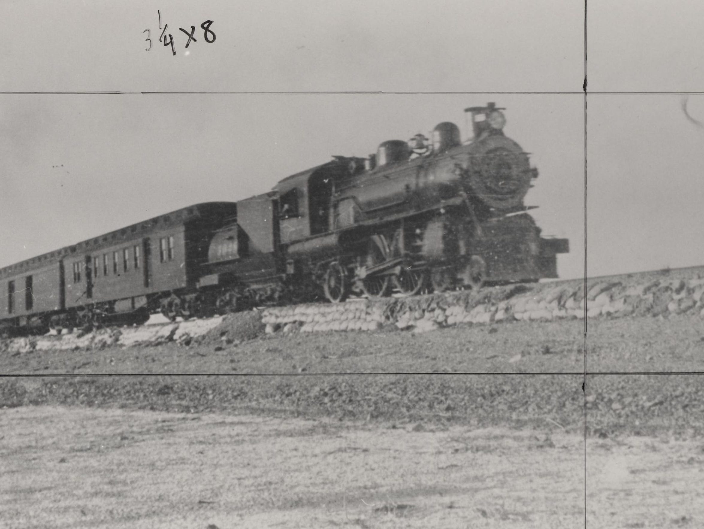 Southern Pacific's local line through the Coachella