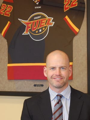 Sean Hallett is the CEO and COO of the Indy Fuel.