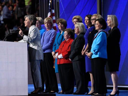 USP NEWS: DEMOCRATIC NATIONAL CONVENTION A ELN USA PA
