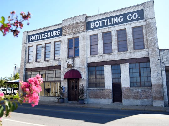 The Hattiesburg Bottling Co. today
