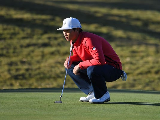 Shriners Hospitals For Children Open - Round One